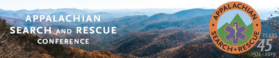 Appalachian Search & Rescue Conference